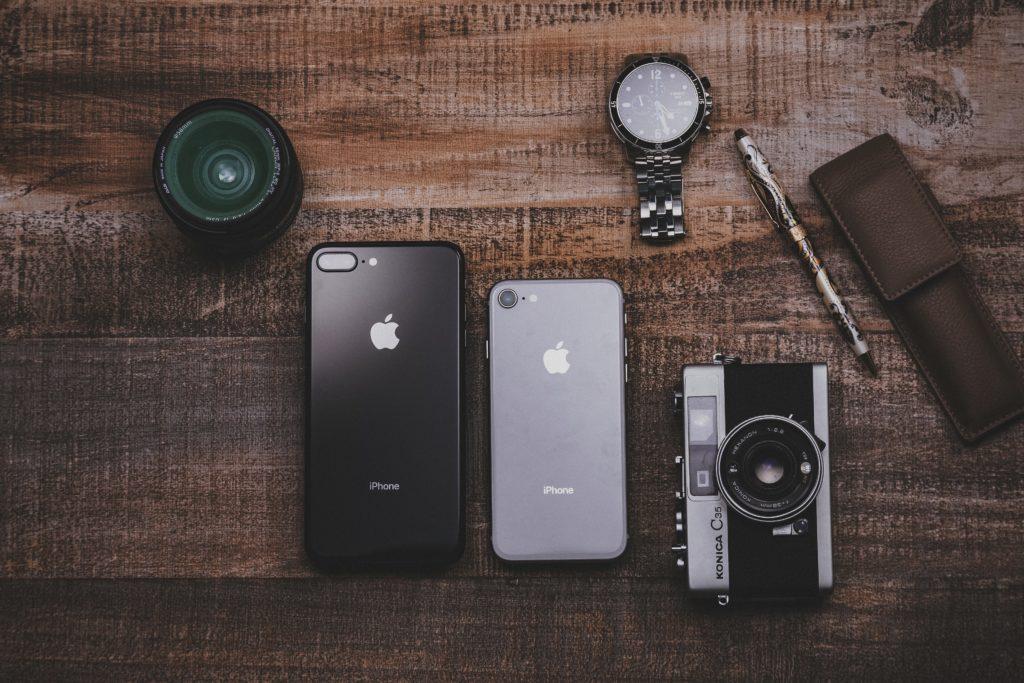iPhoneと一眼レフを比較してみた