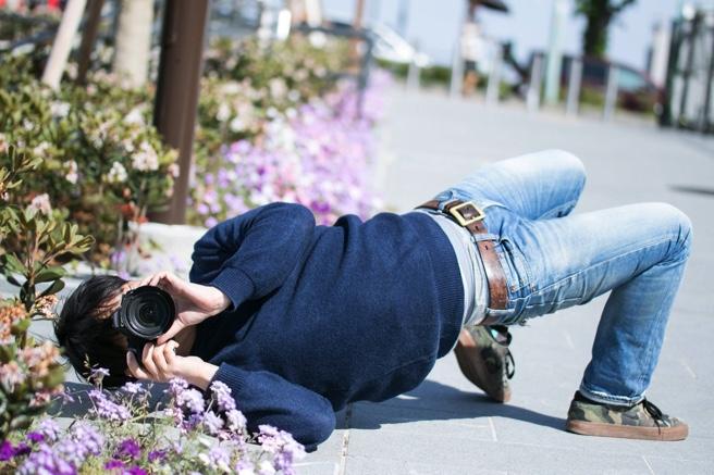 一眼レフ初心者必見の写真撮影のテクニック