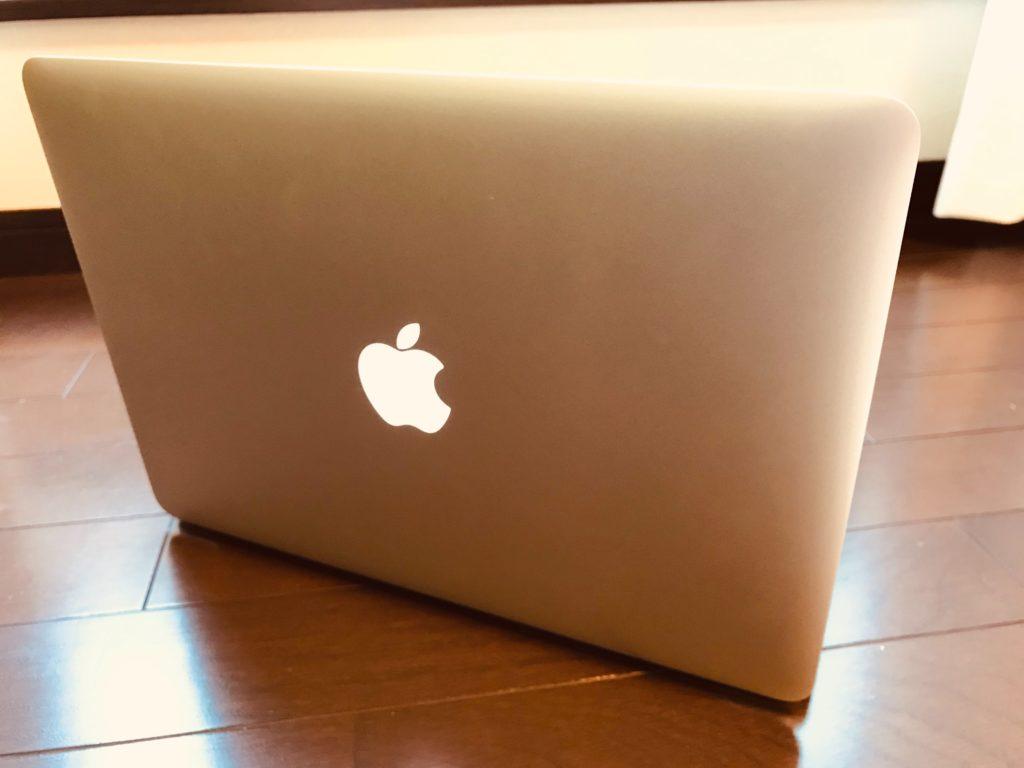 MacBook Air 新型 とMacBookAir 旧型 比較してみた