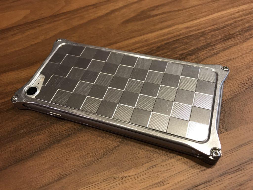 ギルドデザイン 最強バンパーでiPhoneを守る