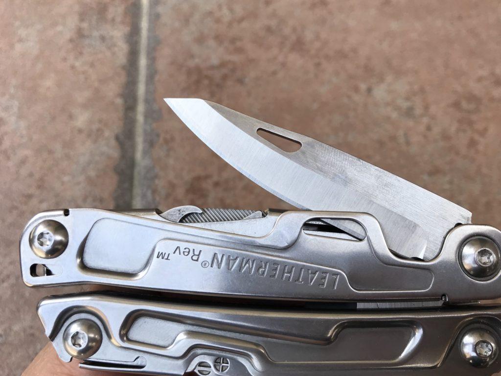 レザーマン レブ 420HC直刃ナイフ
